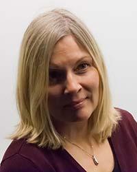 Kaisa Hyvärinen on raumalainen kotisivujen tekijä yrityksessä Mediahuone.